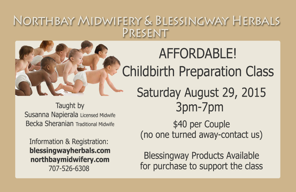 NB BH Childbirth ClassAUG